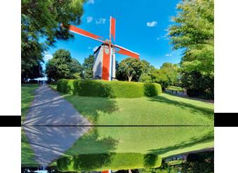 Visite 360 moulin de cassel