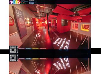 Visite 360 palais de l univers et des sciences