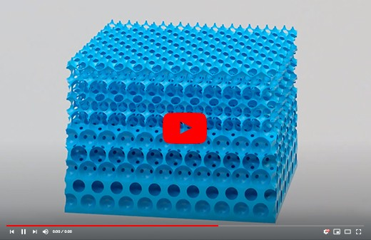 Realisation video 3D concept modulatio