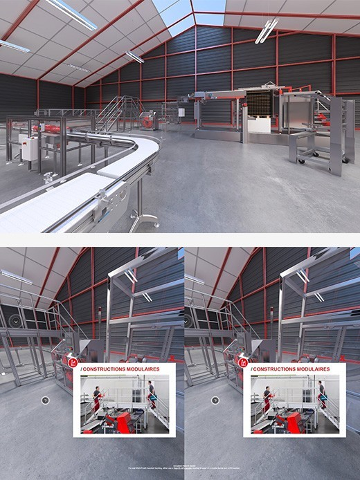 Realisation visite virtuelle 360 3d process industriel VR v2