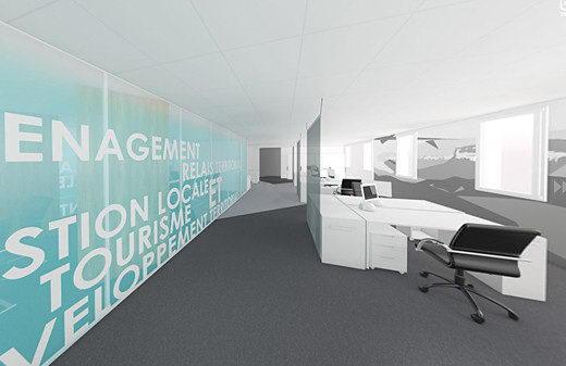 Realisation visite virtuelle 3D amenagement interieur architecte