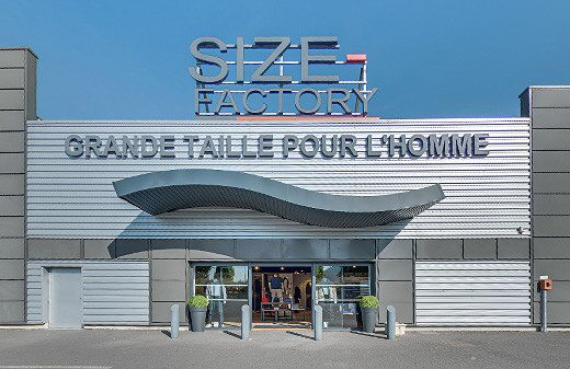 Realisation visite virtuelle street view boutique magasin size factory