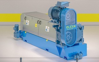 Realisation modelisation 3D animation objet360 machines usine olexa vignette
