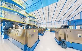 Realisation modelisation visite360 objet360 animation3D usine