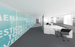 Realisation visite virtuelle 3D amenagement interieur architecte