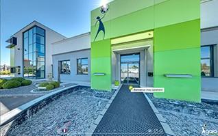 Realisation visite virtuelle enrichie usine appareil production entreprise vignette
