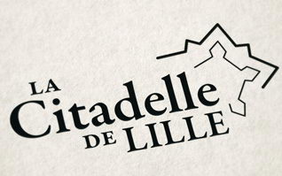 Creation logotype citadelle de lille