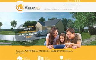 Portail internet visites virtuelles ma maison 360