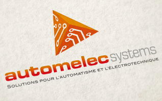 Relookage logotype automelec systems