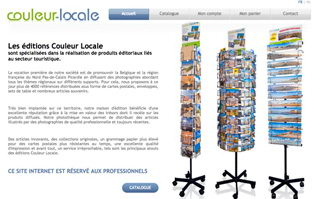Site internet couleur locale