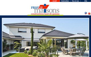 Site internet france maisons
