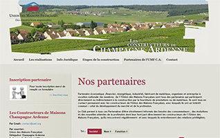 Site internet umf union maison francaises champagne ardenne