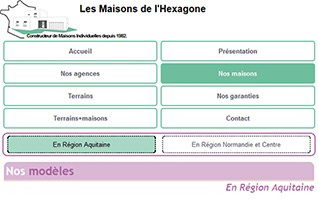 Site mobile constructeur maison hexagone