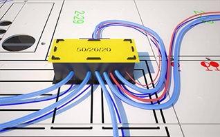 video mise oeuvre industriel smartcast