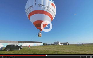 Video montgolfiere umf