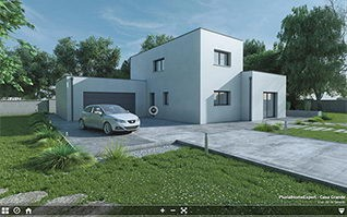 Vignette visite virtuelle 360 3D maison plurial home expert