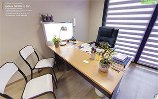 Visite virtuelle 360 chiropracteur bergues