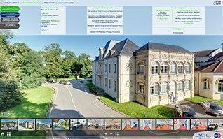 Visite virtuelle 360 ecole isteli