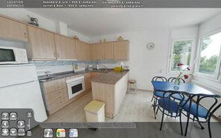Visite virtuelle location appartement espagne llanca