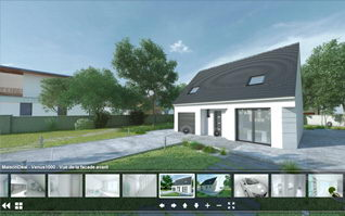 Visite virtuelle maisons deal