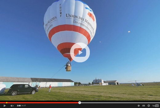 Video montgolfiere umf