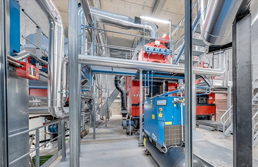 Visite virtuelle commentee chaufferie biomasse engie